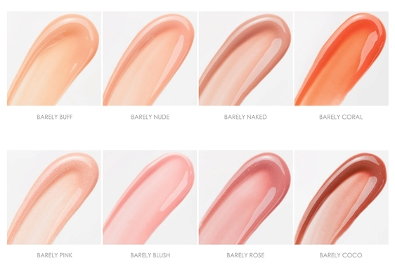 naked kiss compact lip gloss