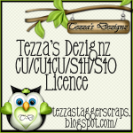CU4CU License Tezza's Dezignz