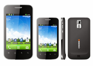 HP Android Cross Andromeda A8T