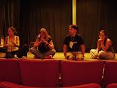 Charla sobre Tecnicas & Recursos Teatrales: Teatro Negro (Entepola 2011)