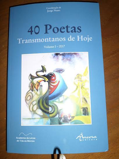 40 poetas Transmontanos de Hoje