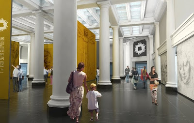 Brooklyn Museum Great Hall Renovation Complete