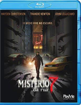 Filme Poster Mistério da Rua 7 BDRip XviD Dual Audio & RMVB Dublado