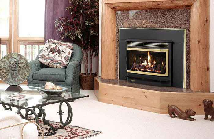 Fotos de diferentes tipos de chimeneas proyectos de casas - Calefaccion con chimenea de lena ...