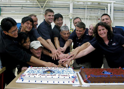 2009 Astronaut Class Graduates