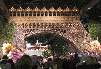 Philadelphia Flower Show 2011- Eiffel Tower