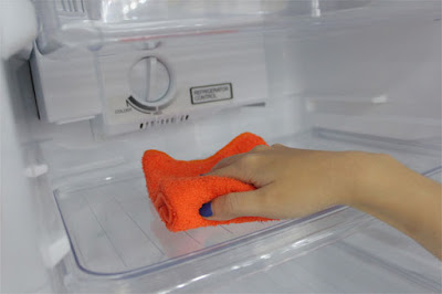 Những lưu ý khi vệ sinh tủ lạnh | Cách vệ sinh tủ lạnh