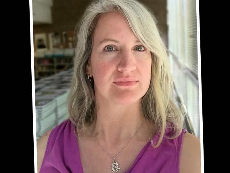 Stratford High School librarian and teacher Lisa Stultz has co-written ...