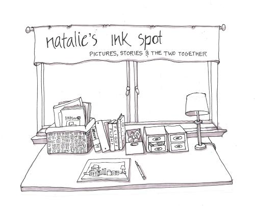 natalie's ink spot