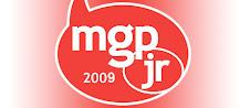 Jeg var finalist i MGPjr 2009. Klikk på bildet og les mer på NRK Super!