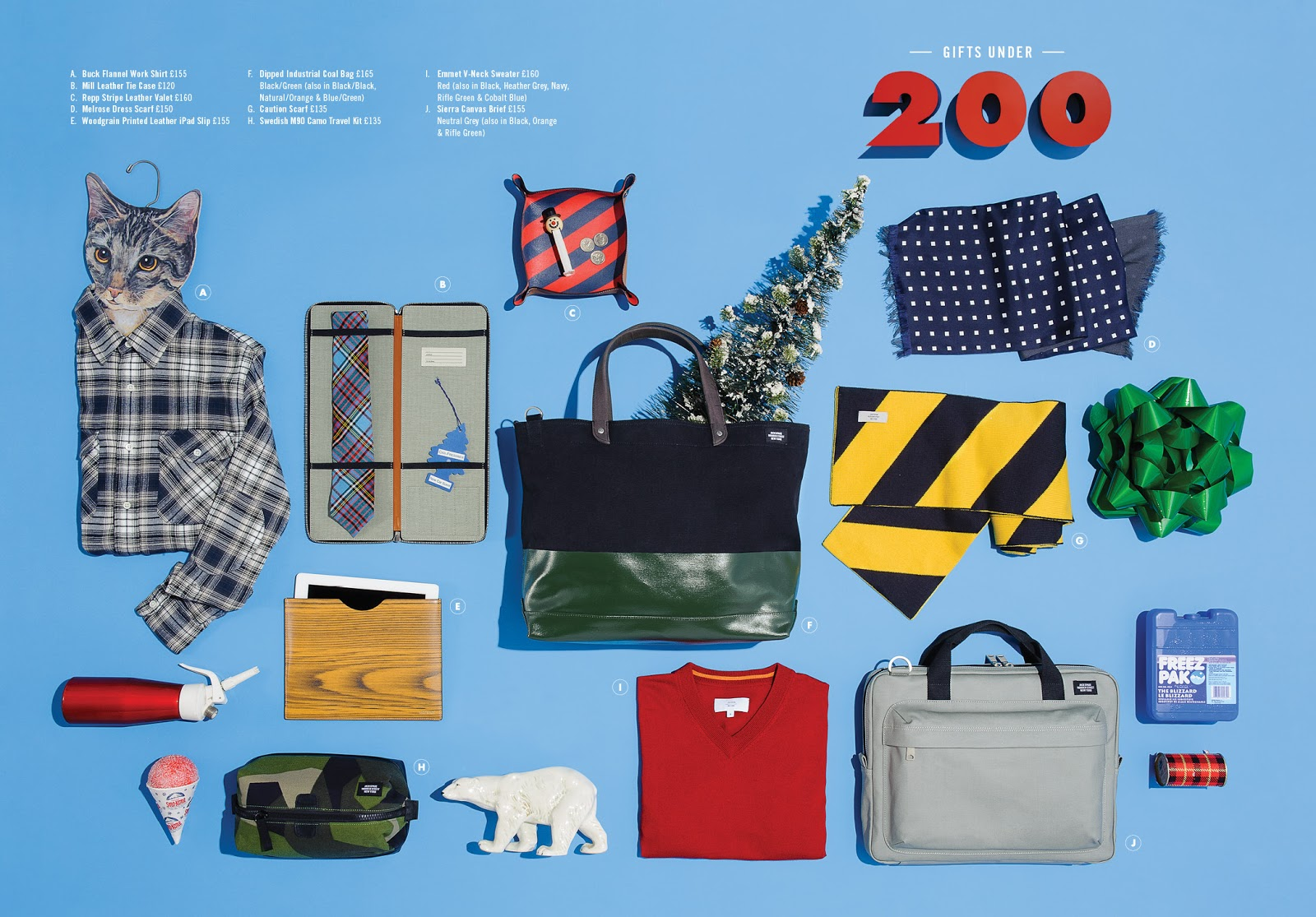 Christmas] Jack Spade Gift Guide | South Molton St Style