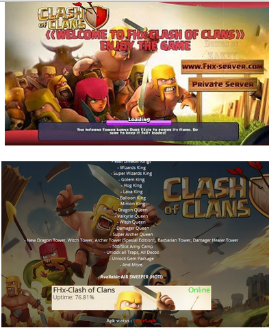 скачать clash of clans на nokia asha