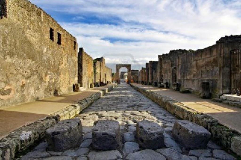 Pompeii, Peradaban Yang Terkubur Abu Vulkanik