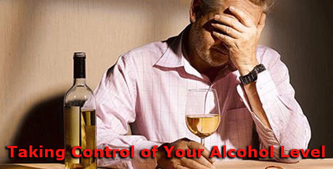 Taking Control of Your Alcohol Level