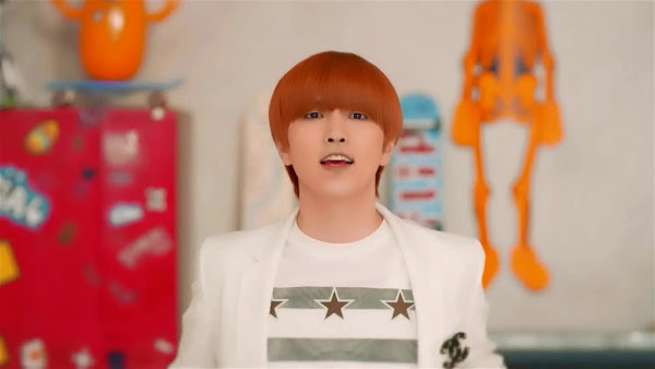 B1A4 Sandeul What's Going On