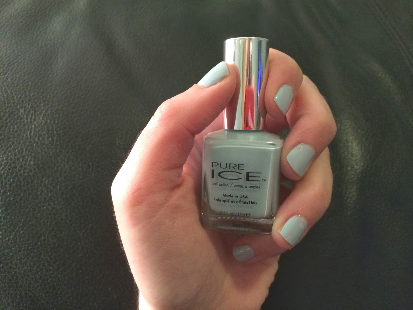 Newfound Beauty Blog: Cheap Thrills: A Nail Polish Dupe for Essie Lovers