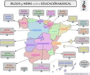 Blogs y Webs sobre Educación Musical