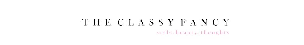 The Classy Fancy