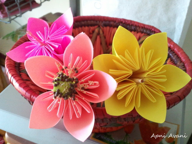 Apni avani diwali decor diy kids Home made decoration items for diwali