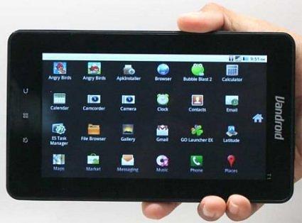 Tablet Advan Vandroid T1Ci . Advan kembali lagi meluncurkan jajaran