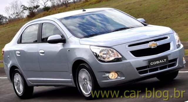 Novo Chevrolet Cobalt 2012