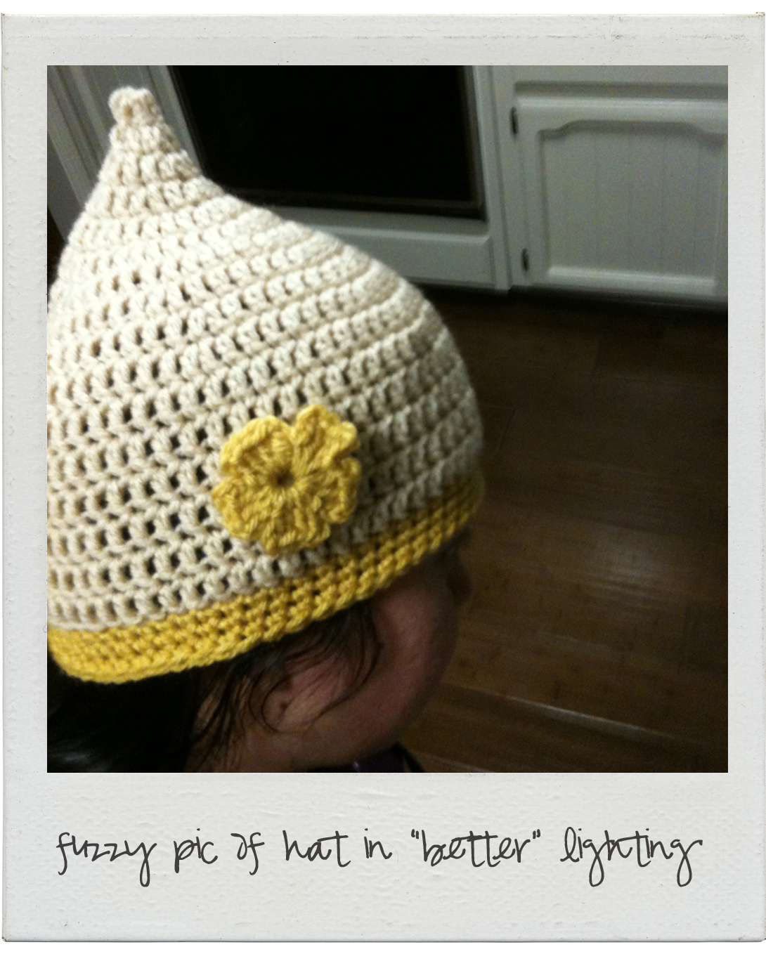 Insprink: Glee Inspired Quinn Fabray Crochet Hat!