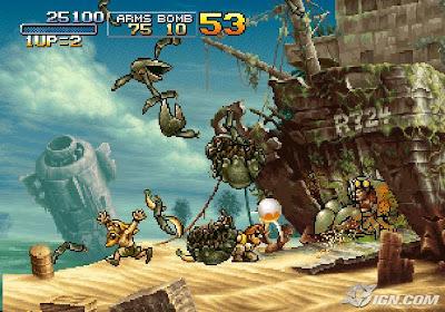Metal Slug Anthology PC Game (3)