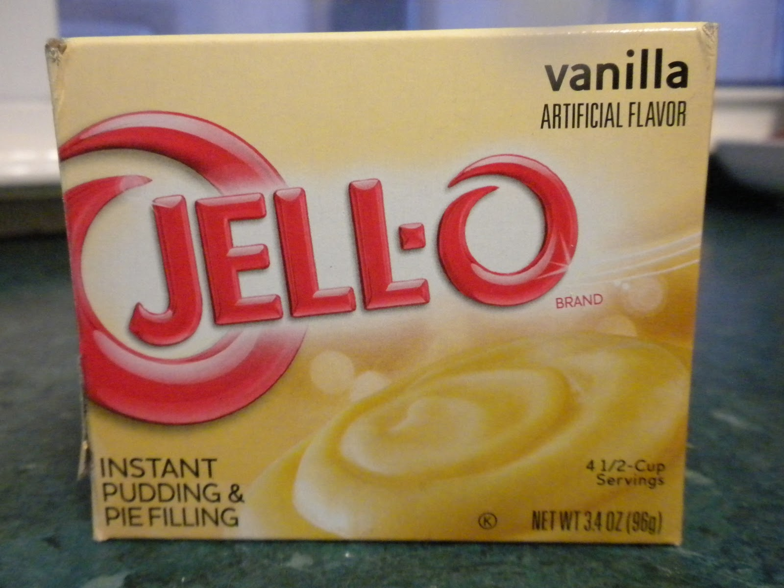 Substitute For Vanilla Pudding Mix In Cake