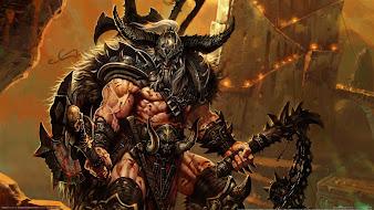 #21 Diablo Wallpaper