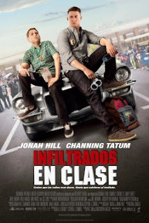 Infiltrados en Clase (21 Jump Street)