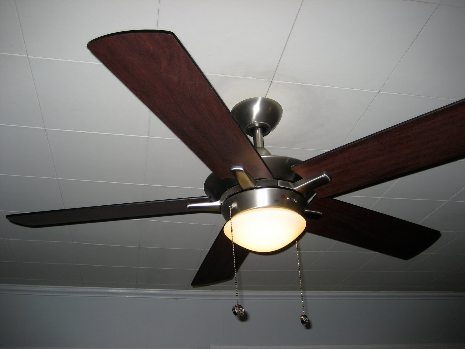 Mad for mid century done replace bedroom ceiling fan for Bedroom ceiling fans