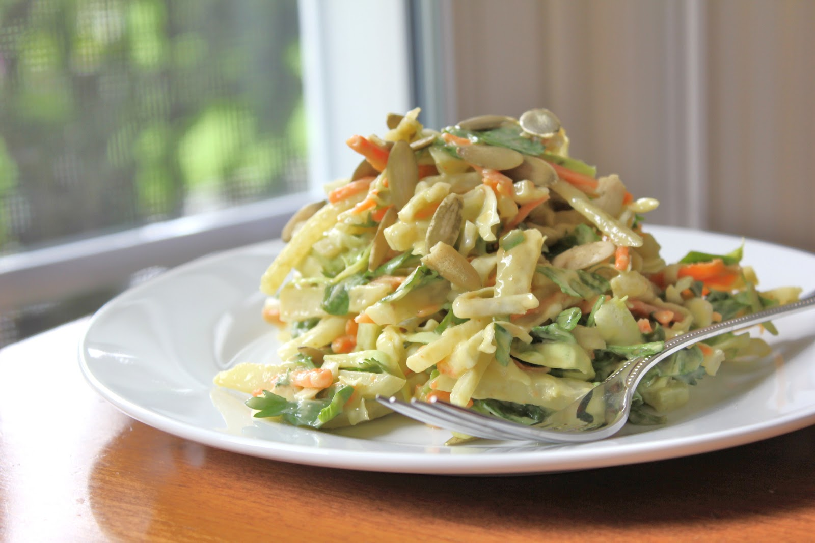 Mexican Slaw, Times Two - Healthy Girl's Kitchen