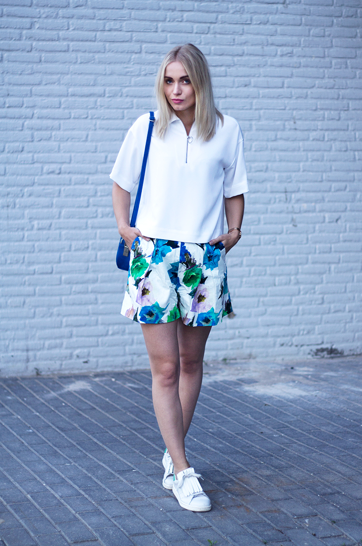 Fashion Attacks outfit ootd Floral Monday