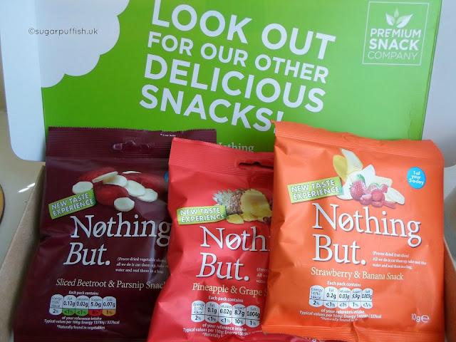 Nothing But Snacks & National Vegetarian Week 2015