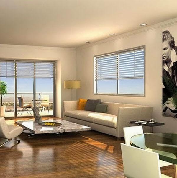 Gambar model rumah minimalis Modern3