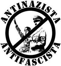 FORÇA ANTI-FACISTA DESTRUA OS NEONAZISTA!!