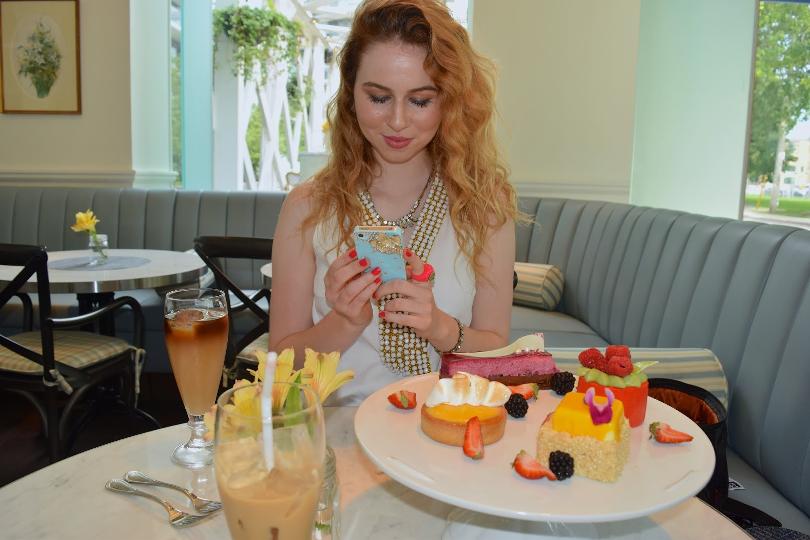 Fab Food: Marie Antoinette-ing At Colette Grand Café In The Thompson