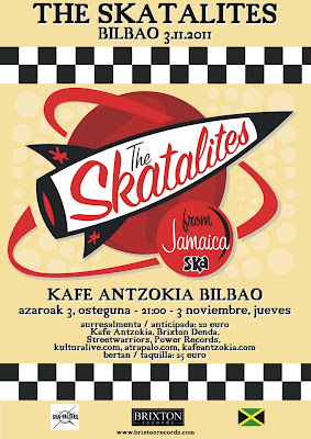 THE SKATALITES-BILBAO