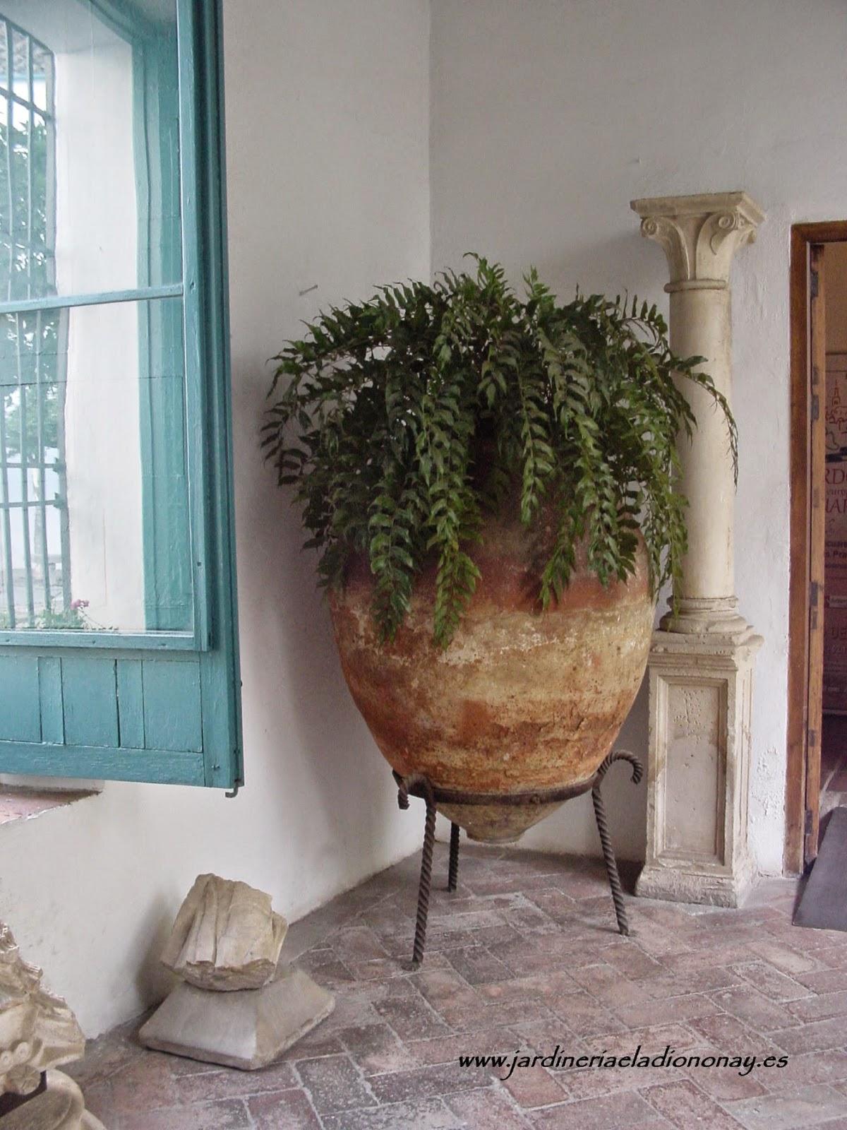 Jardineria eladio nonay las tinajas elementos decorativos for Elementos de jardineria