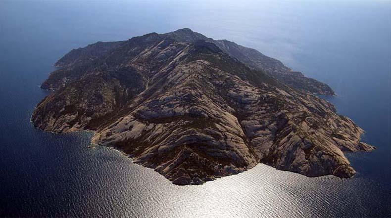 La isla de Monte Cristo