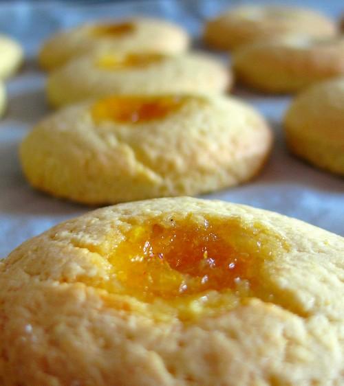 dolcetti veloci fatti con farina di mais