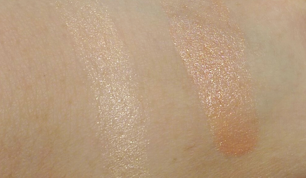Giorgio Armani Fluid Sheer Swatches