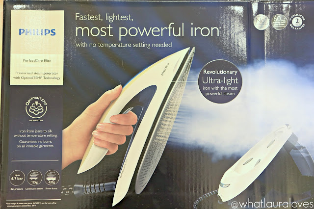 Philips PerfectCare Elite Steam Generator Iron Review