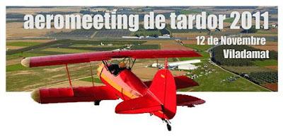 Obriu el programa de l'Aeromeeting 2011 de Viladamat.