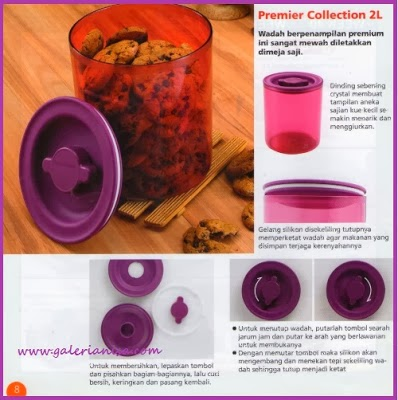 Tupperware Promo Premier Collection (3)