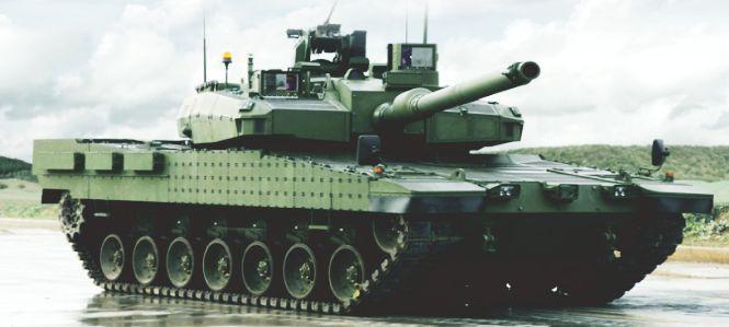 Will Stan Buy Turkeys New Advanced Main Battle Tank Indian Defence News