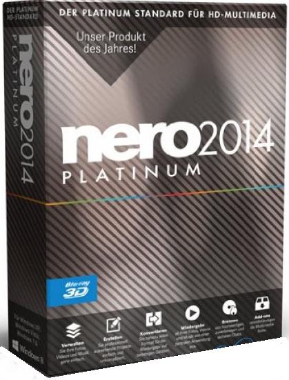 Nero Platinum 15.0