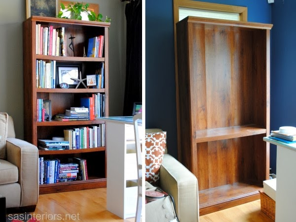 How To Paint And Distress Laminate Furniture