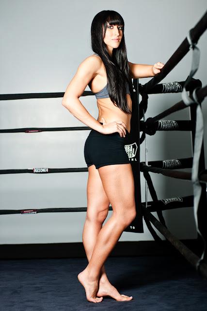 Jessica Penne - Female MMA