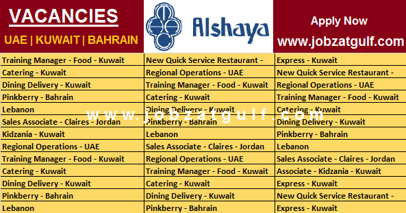 M.H. Alshaya Co. is a leading international franchise operator for nearly 90 of the world's most recognised retail brands including Starbucks, H&M, Mothercare, Debenhams, American Eagle Outfitters, P.F. Chang's, The Cheesecake Factory, Victoria's Secret, Boots, Pottery Barn and KidZania.